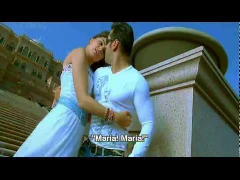 Maria Maria (Eng Sub) [Full Video Song] (HD) With Lyrics - Partner