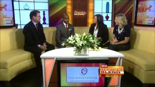 A new location for sinus relief with Drs. Madan Kandula and James Rossiter