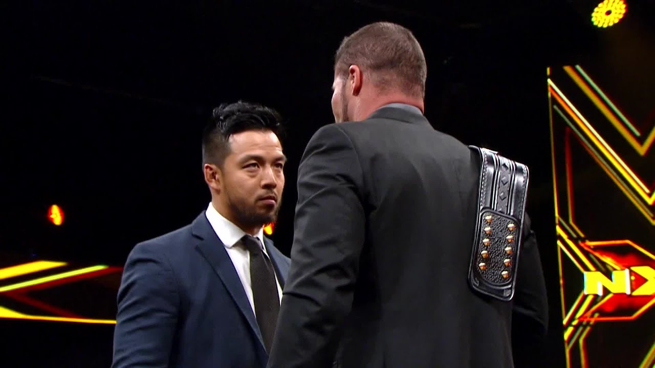 Download Hideo Itami challenges NXT Champion Bobby Roode at TakeOver: Chicago
