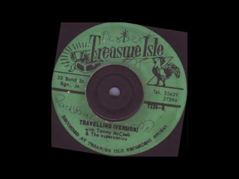 Tommy McCook & Supersonics -  Traveling Version  - Treasure Isle records 1971