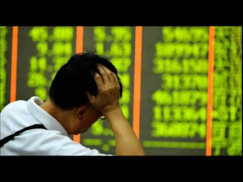 Shanghai share index dives more than 8 percent