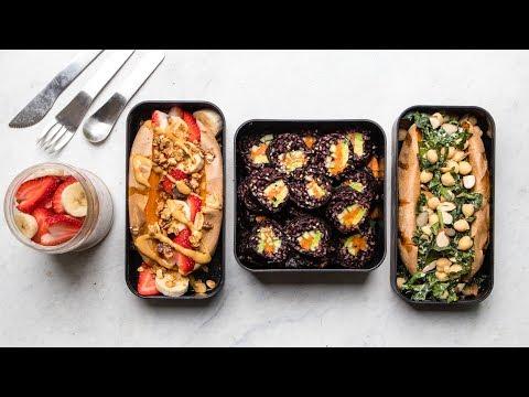 Healthy Travel Food Hacks (Vegan + Airport Friendly)