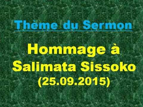 Imam Ousmane Samaké - Hommage à Salimata Sissoko
