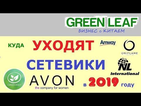 Бизнес план GreenLeaf от ЛИДЕРА NL и Amway