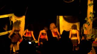 Halloween 2011 Camping Arc de Bará (DANCE-SHOW) PARTE 2