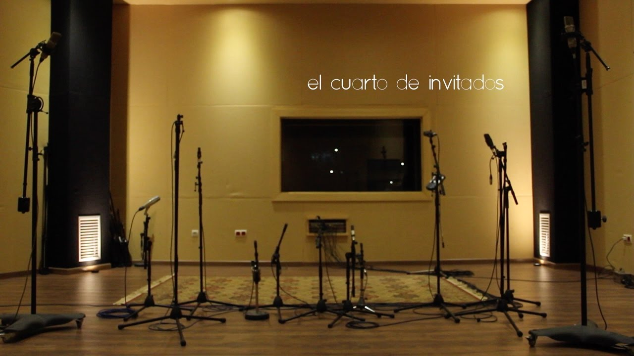 El cuarto de invitados making of youtube for Habitacion de invitados
