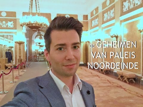 Secrets of Noordeinde Palace in The Hague