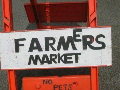 FARMER'S MARKET - VISTA, CALIFORNIA