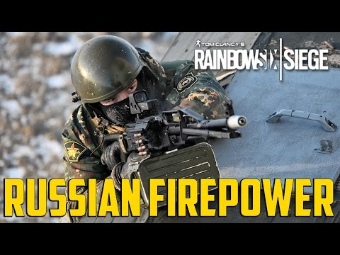 Rainbow Six - Russian Firepower