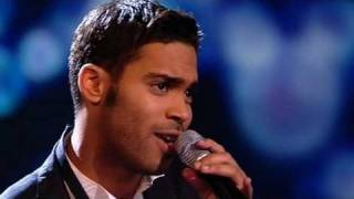 The X Factor 2009 - Danyl Johnson - Live Results 3 (itv.com/xfactor)