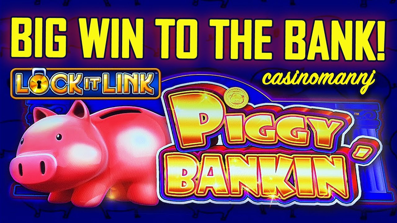 Piggy Bank Slot Machine