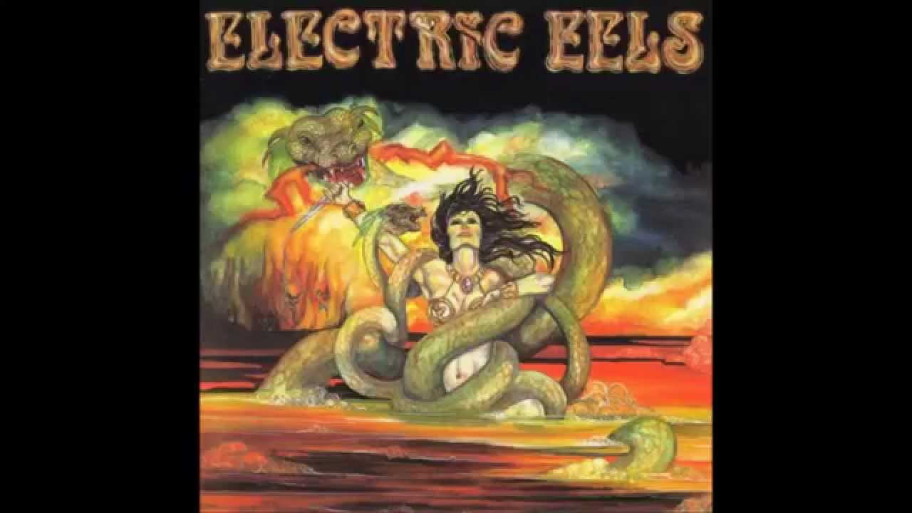 Electric Eels - Not In Love (With The Modern World)