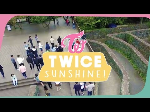 [FMV] TWICE Sunshine! The Anime OP 「Ponytail」