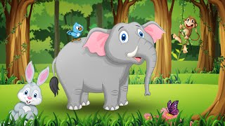 Rumble in the Jungle | NEW Nursery Rhyme by Kidz Area