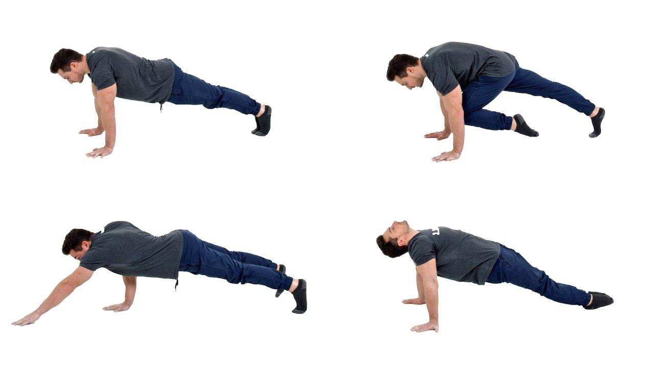 """How to Get """"Fit Enough"""" to Start: Planks/Supermans"""