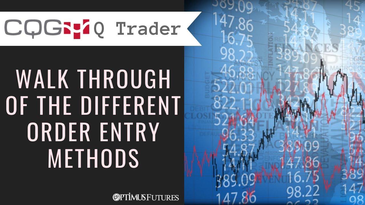 cqg trader cryptocurrency