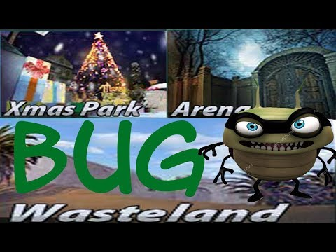 First Blood Indonesia-Short Bug On Map : Arena, Xmas Park, Wasteland