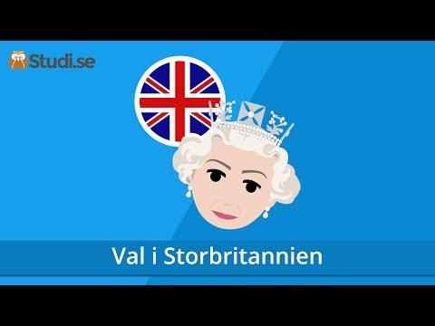 Val i Storbritannien (Samhällskunskap) - Studi.se