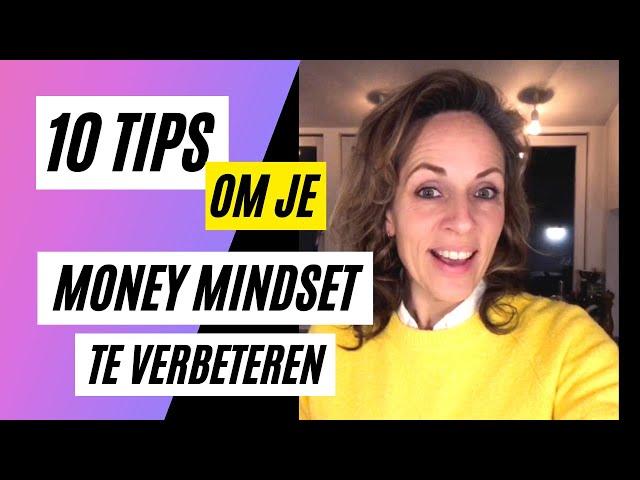 10 TIPS om je Money Mindset te verbeteren | Liesbeth LIVE Law of Attraction afl. 51
