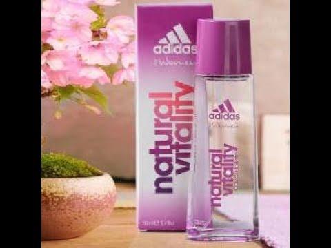 Reseña de perfume Adidas Natural Vitality