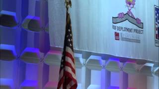 Martin Boire Rallies Owens Corning Platinum Roofing Contractors for the Troops