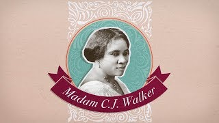 Madame C.J. Walker: empreendedora independente