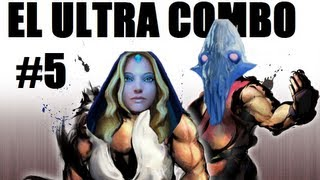 El Ultra Combo: Ancient Aparition y Crystal Maiden / Dota 2
