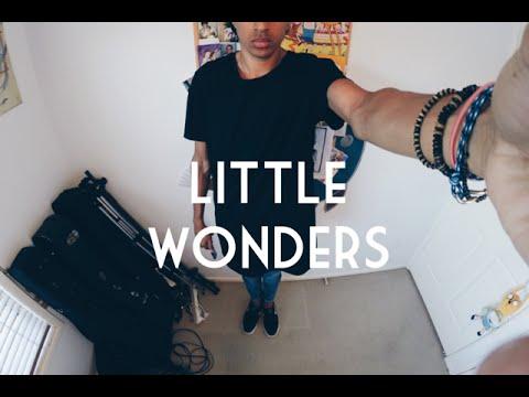 Little Wonders - Rob Thomas - Zeek Power cover