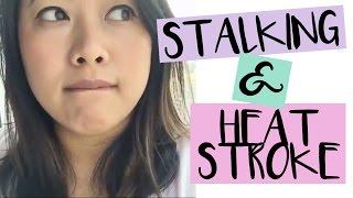 STALKING & HEAT STROKE IN BANGKOK VLOG