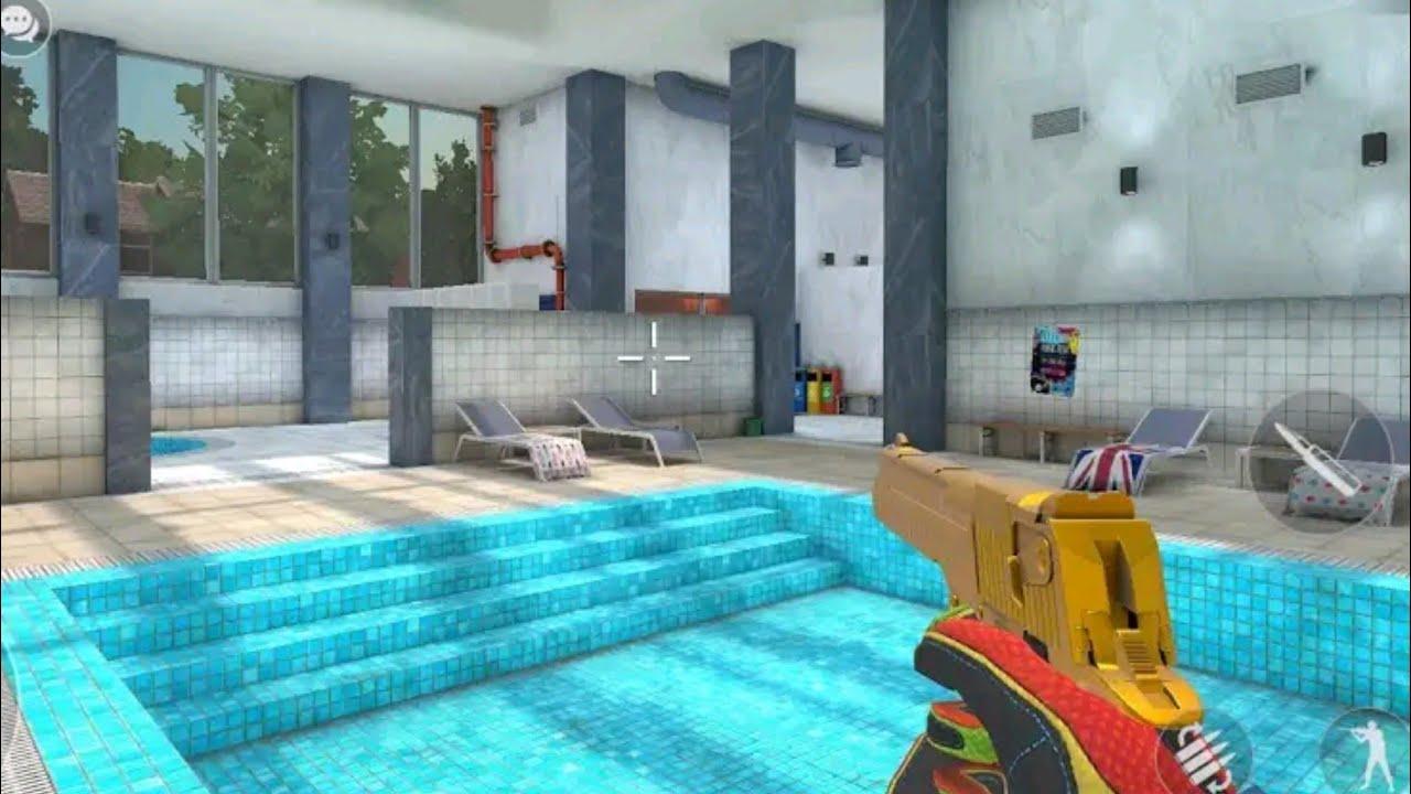 Sa ne jucam Critical Strike CS Counter Terrorist Online FPS jocuri gratuite pentru telefoane Android