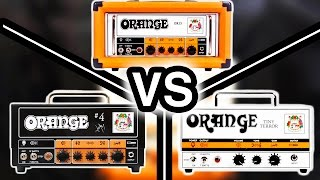 Orange OR15 VS Jim Root Terror VS Tiny Terror