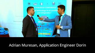 Adrian Muresan, Application Engineer Officine Mario Dorin
