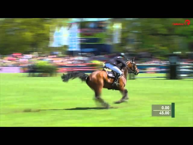 Hilmar Meyer  - Salto de Fee - 1. Qualifikation DKB-Riders Tour