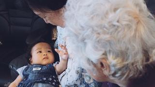 THAT KOREAN GRANDMA KIND OF LOVE  할머니랑 증조할머니 만나써요