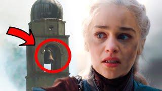 La Verdadera Razon Por la que Daenerys Se Volvio Loca al Escuchar las Campanas -Juego de Tronos