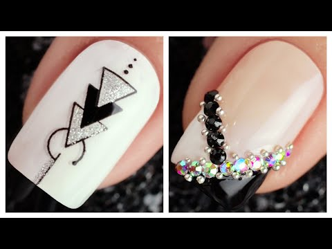 Easy And Cute Nail Art Design 2019 ❤️💅 Compilation | Simple Nails Art Ideas Compilation #96