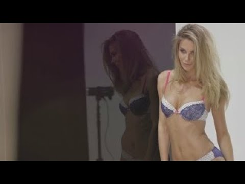 Lovable Jennifer Hawkins Buying Lingeries For Valentines day - YouTube 114ec29a3