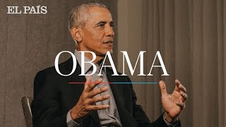The complete EL PAÍS interview with Barack Obama (English)