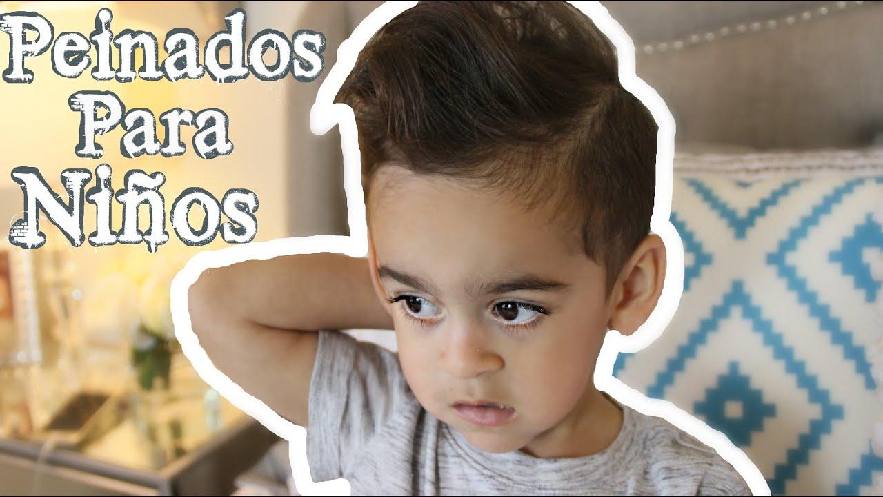 Peinados para ni os by jasminmakeup1 youtube - Para ninos infantiles ...