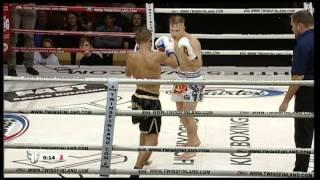 Fight Festival 32: Jere Flinkman vs. Franck Gross