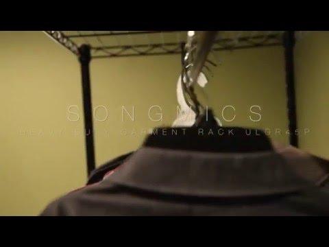 how-to-assemble-songmics-heavy-duty-garment-3-tier-rolling-rack-ulgr45p