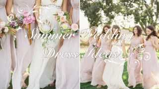 WHAT TO WEAR: Summer Wedding Thumbnail