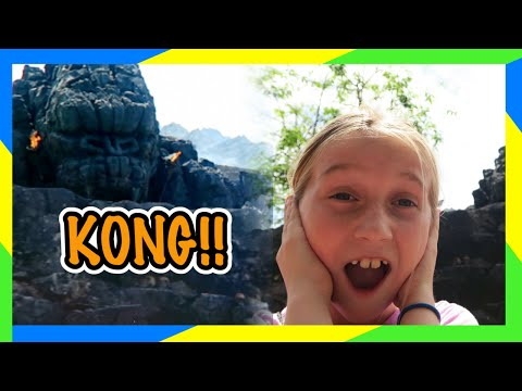 PARKOUR UNIVERSAL ORLANDO WITH THETIMTRACKER! | KONG CONSTRUCTION UPDATE | [DAILY VLOG]