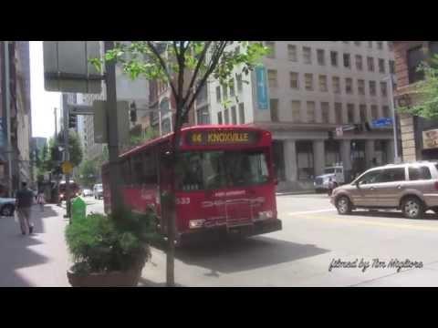 Buses of Pittsburgh, PA