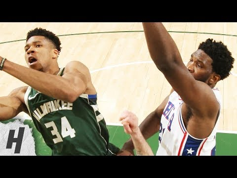 Philadelphia 76ers vs Milwaukee Bucks - Full Game Highlights | March 17, 2019 | 2018-19 NBA Season