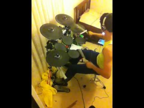Jake Shaw - Sequoia Throne drum cover (Songsterr) - Protest the Hero