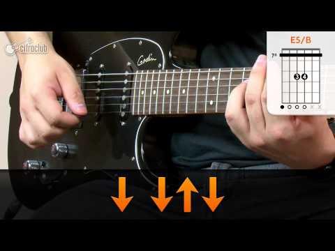 The Reason - Hoobastank (aula de guitarra)