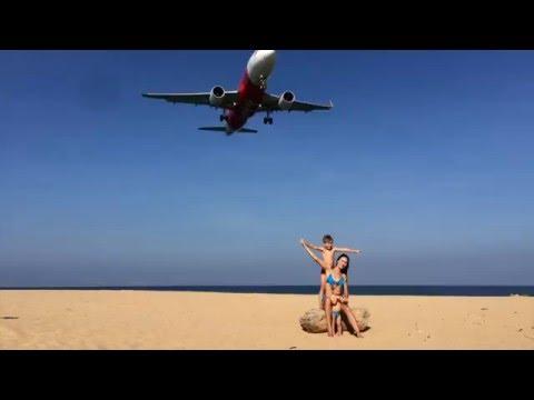 PHUKET INTERNATIONAL  AIRPORT 2016