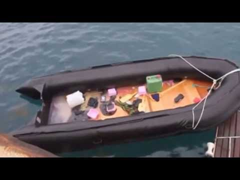 Mystery of Princesa-Miracle Baby Found Alone In Toy Boat