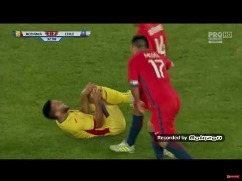 Румыния - Чили 3:2 видео